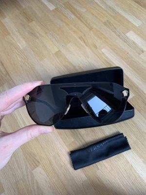 Versace Pilotenbril zwart-goud