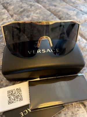 Versace Gafas cuadradas negro-color oro