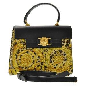 Versace Sun Face Hand Bag