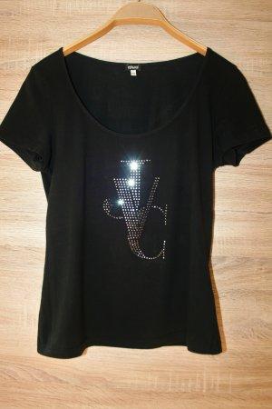 Versace Jeans T-shirt noir-argenté
