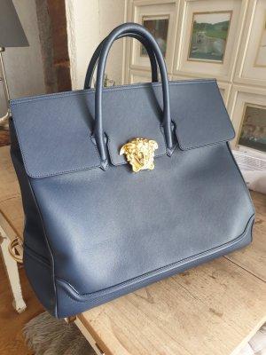 Versace Shopper bleu