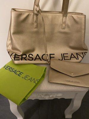 Versace Tasche Gold