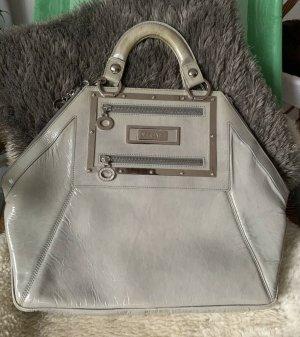 Versace Tasche Hit Bag Patent Lackleder *selten *