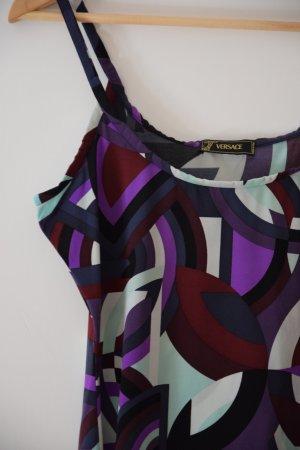 Versace Top - mit grafischem Muster