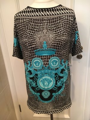 Versace Shirt Tunic multicolored viscose