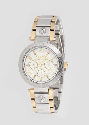 Versace Reloj analógico color oro