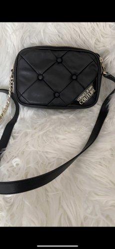 Versace Crossbody bag black-gold-colored