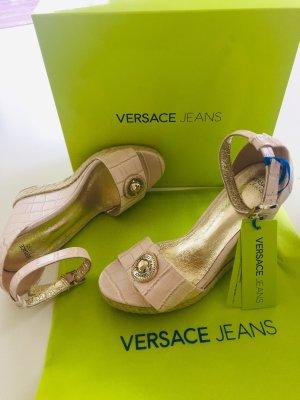 Versace Wedges