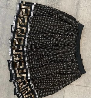 Versace for H&M Plaid Skirt multicolored