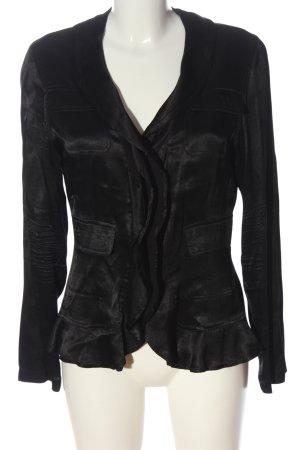 Verse Blouse Jacket black elegant