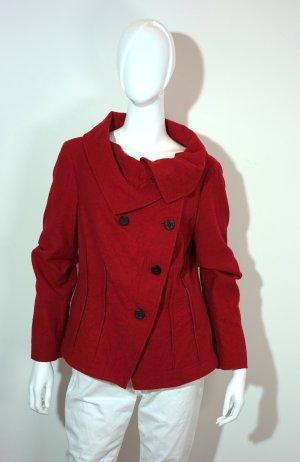 Verse Blazer Tweed rojo ladrillo-rojo