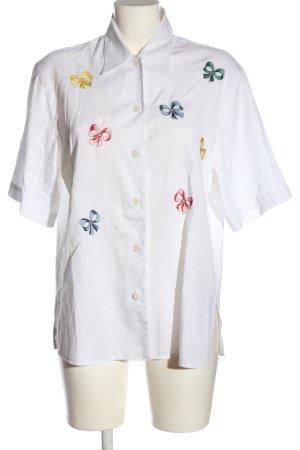 Verse Camisa de manga corta multicolor look casual