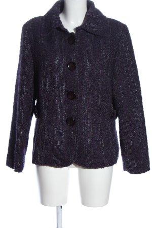 Verse Short Coat blue casual look