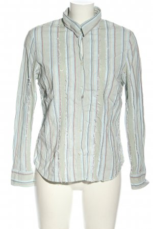 Verse Long Sleeve Shirt striped pattern casual look