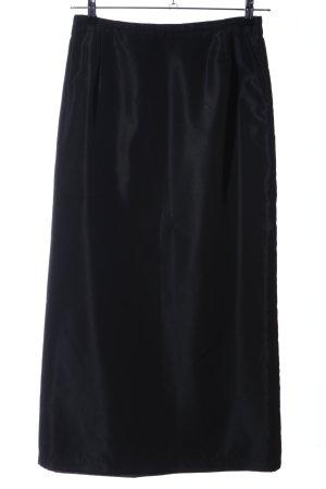 Verse Falda larga negro look casual