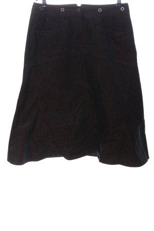 Verse Flared Skirt black casual look
