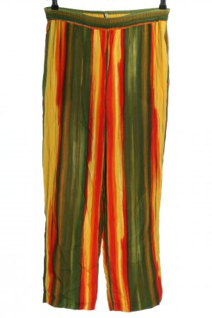 Verse Pantalon palazzo motif rayé style décontracté