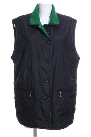 Verse Reversible Vest black-green casual look