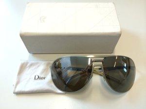 Dior Gafas de sol color plata-gris antracita