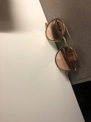 Ray Ban Occhiale color oro rosa-albicocca