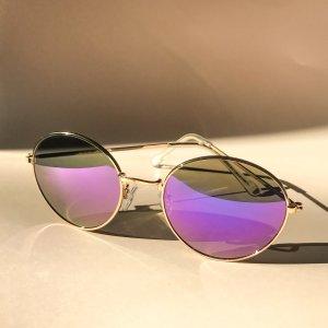 Verspiegelte Sonnenbrille von H&M