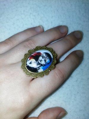 Verstellbarer Ring mit Motiv aus Les Miserables