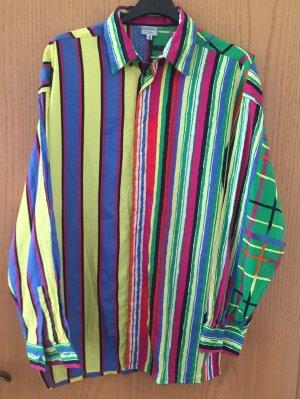 Versus Shirt Blouse multicolored cotton