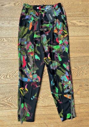 VERSUS Versace Wortelbroek veelkleurig Polyester