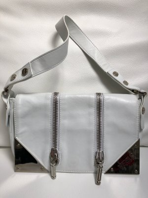 VERSUS Versace Handtasche/Henkeltasche in weiß