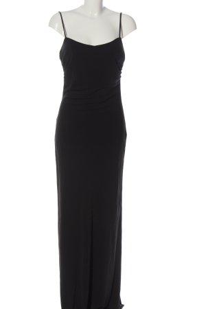 VERSUS Versace Maxikleid schwarz Elegant