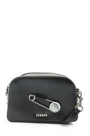 VERSUS Versace Minitasje zwart casual uitstraling