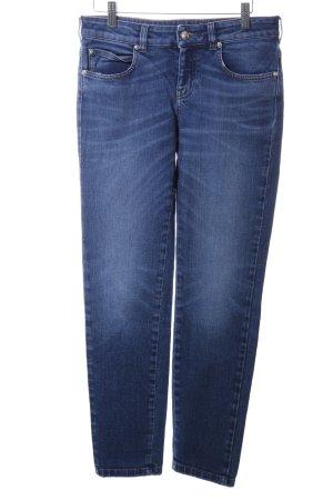 VERSUS Versace Slim Jeans blau Casual-Look