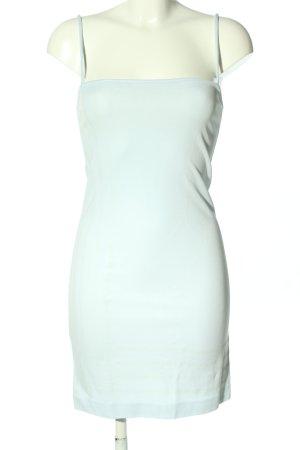 VERSUS Versace Trägerkleid türkis Casual-Look