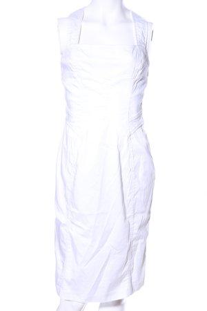 VERSUS Versace Trägerkleid weiß Elegant
