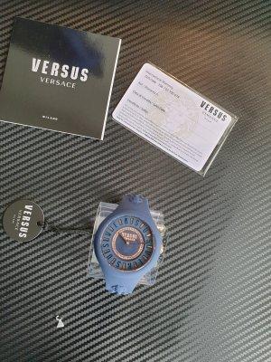 VERSUS Versace Montre analogue bleu foncé