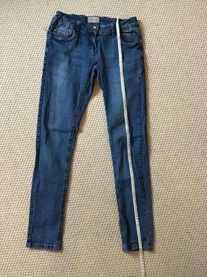 Alive Jeans elasticizzati azzurro-blu acciaio