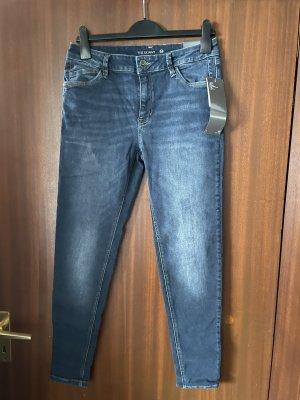verwaschene Jeans