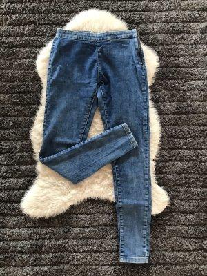 Clockhouse Low Rise Jeans dark blue-blue