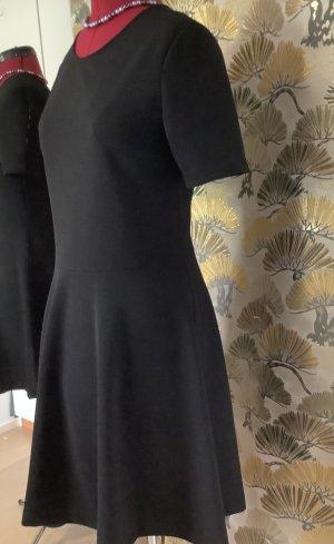 very simple Shortsleeve Dress black