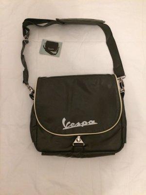 Vespa College Bag olive green polyester