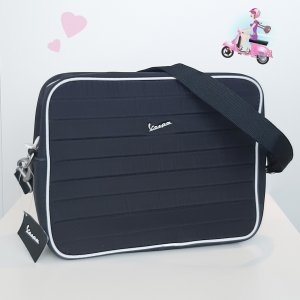 Laptoptas zwart Nylon
