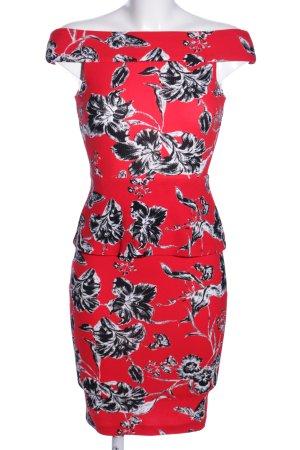 Vesper Tube Dress allover print elegant