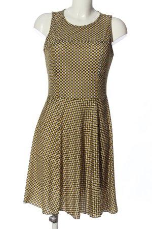 Vestino Robe trapèze imprimé allover style d'affaires