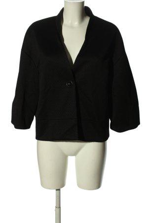 Vestino Korte blazer zwart casual uitstraling