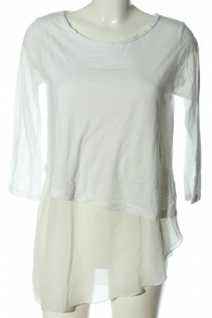 Vestino Long Sleeve Blouse white-natural white casual look