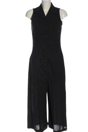 Vestino Blusenkleid schwarz Casual-Look