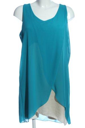 Vestino Minikleid blau Casual-Look