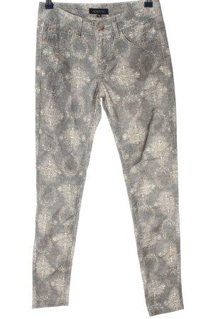 Vestino Pantalone a sigaretta grigio chiaro Colore sfumato stile casual