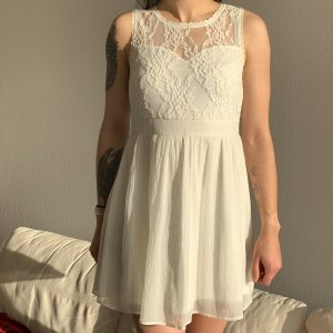 Veto Moda Kleid weiß