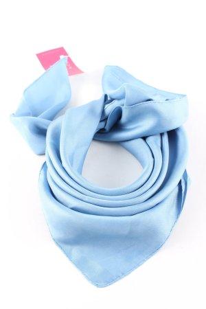 Halstuch blau Business-Look